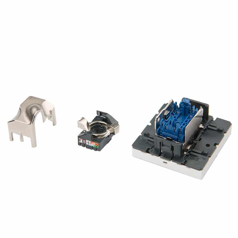 کیستون های شبکه Cat6 SFTP