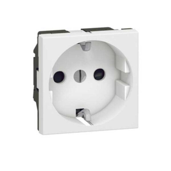 پریز برق ارت سفید لگراند - 77210