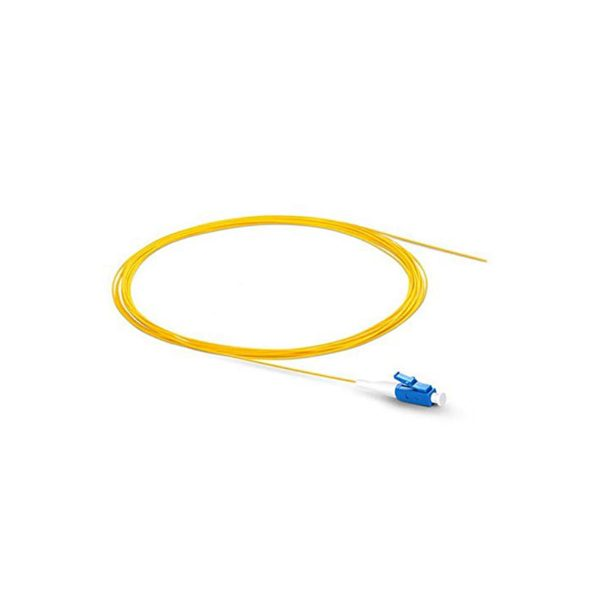 پیگتل ۱/۵ متری single mode simplex Om2 lc