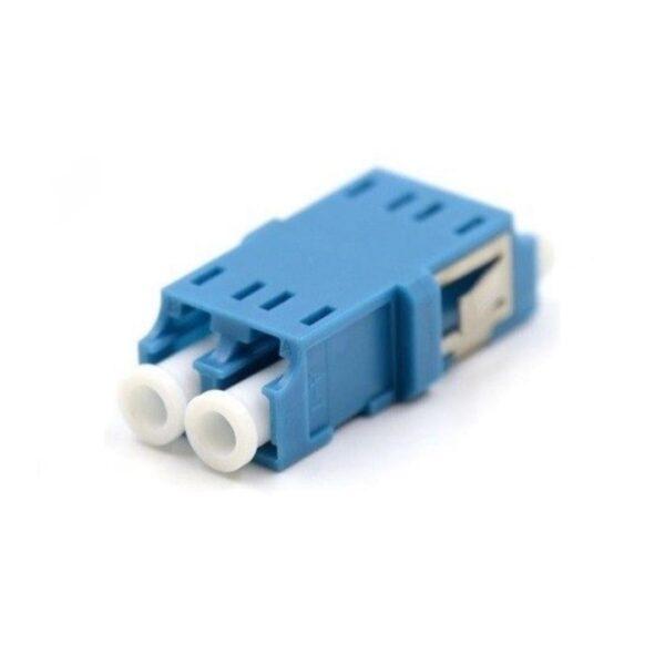 آداپتور فیبر نوری duplex LC