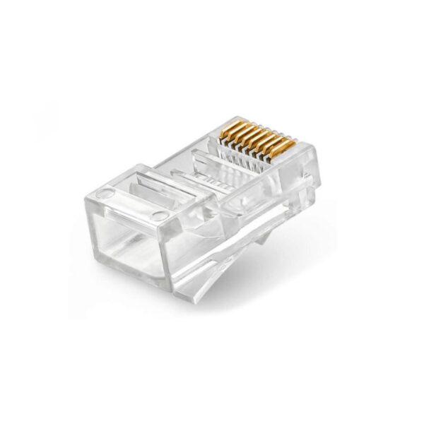 سوکت شبکه cat6 UTP - برند AMP