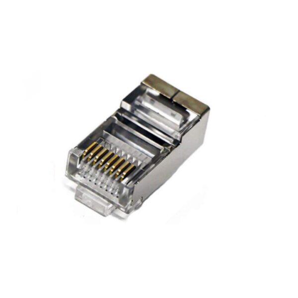 سوکت شبکه cat6 SFTP - برند AMP